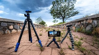The Best Tripods for Smartphones