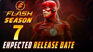 The Flash Season 7: Expected Release Date
