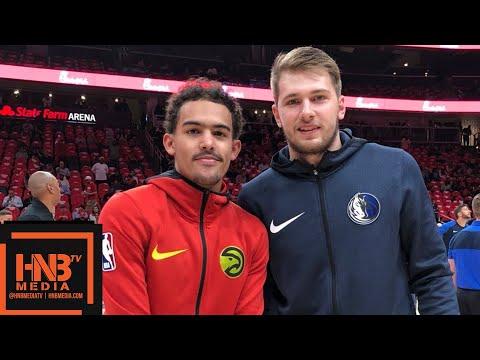 Atlanta Hawks vs Dallas Mavericks 1st Qtr Highlights | 10.24.2018, NBA Season