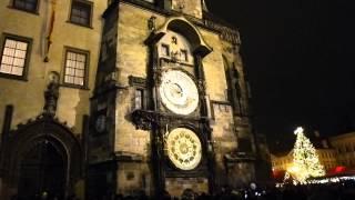 видео какая погода в Праге в декабре