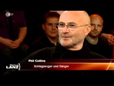 Phil Collins - Markus Lanz 30.09.2010 - Part 1