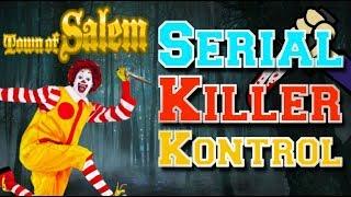 Serial Killer Kontrol | Town of Salem Ranked Gameplay
