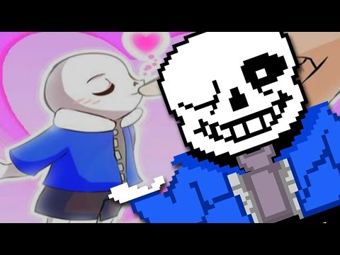 WE ARE DATING SANS! - Under-Love-Tale - An Undertale Dating Sim 2
