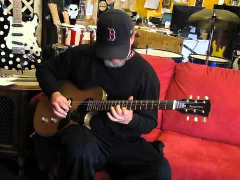 Margasa Joker Guitar Demo with Rich Rack at Sixx Gun Music