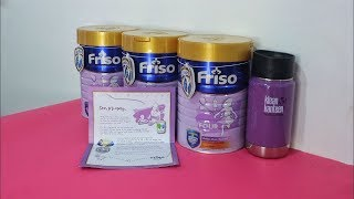 Friso Four Milk Review   Reyes Serye 👑