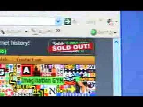 SCREEN WORLD TV- Million Dollar Homepage