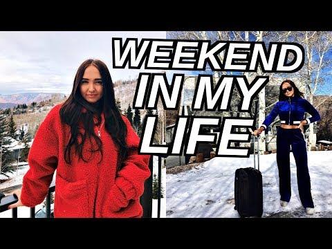 Weekend in My Life: Aspen CO | Kenzie Elizabeth