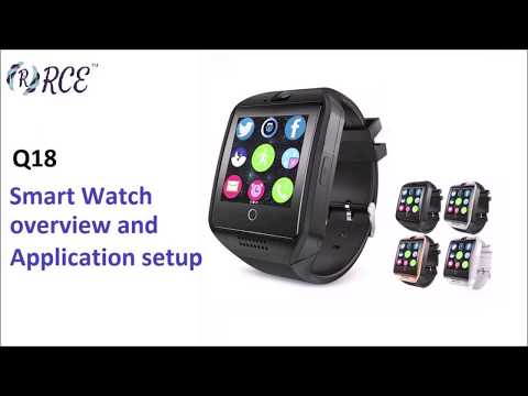 q18-smart-watch-overview-and-application-setup