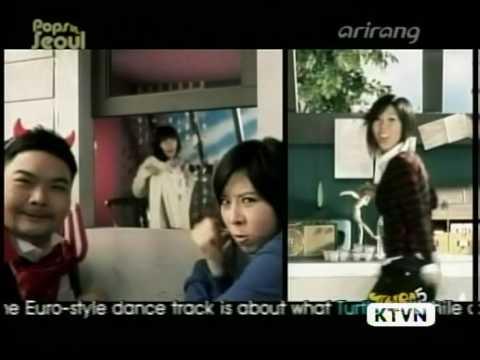 "Turtle ""sing Lala"" MV(싱 랄라)"