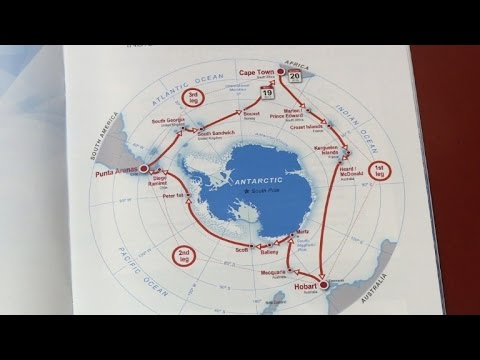 Scientists launch unprecedented Antarctic research mission
