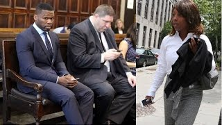 50 Cent Asks Judge To Reduce Judgement to Rick Ross Baby Mama from $7 Million to $1.6 Million.