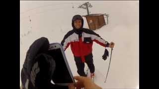 Sport estremi - Sci Alpino - Memorabile sciata di fine stagione - San Martino di Castrozza