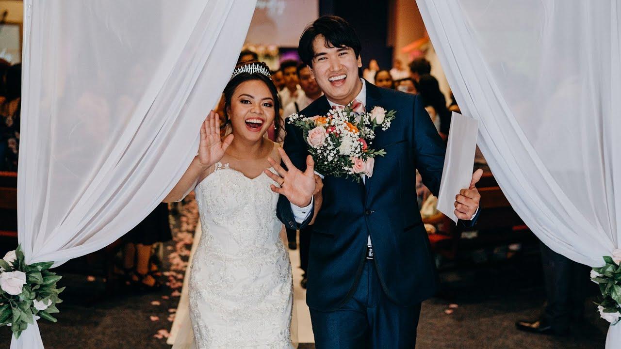 Liza + Randy // Beautiful Rockhampton Wedding at Lighthouse Baptist Church