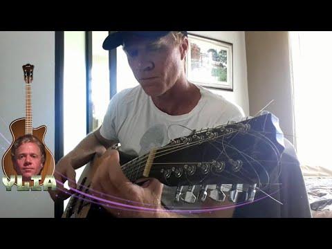 Harmonic Behavior - 12 String Acoustic Guitar in DADGAD Tuning - Ylia Callan