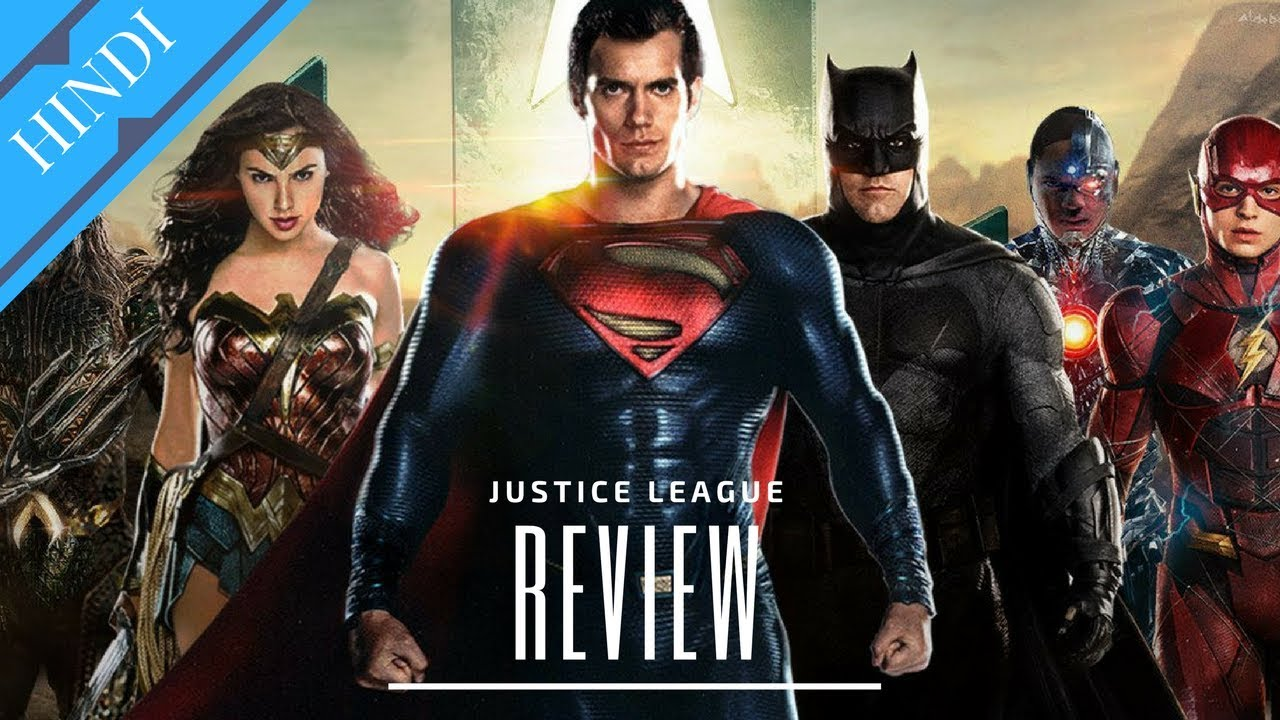 JUSTICE LEAGUE – Movie Review in HINDI | SuperSuper