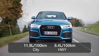 Audi Q3 Overview