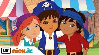 Dora and Friends | Sing Along - Be a Pirate | Nick Jr. UK