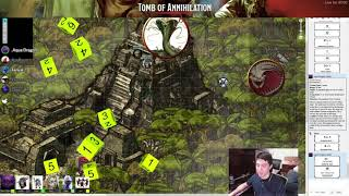 C3: D&ampD Tomb of Annihilation (Session 13) - Random Opportunities