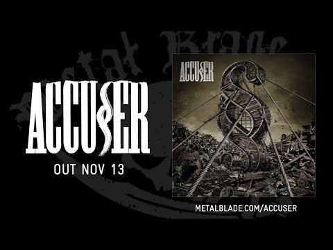 Accuser - Misled Obedience (LYRIC VIDEO)