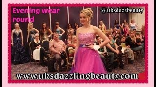 Our 2013 Grand Final Beauty Pageant - Evening Wear Round Thumbnail