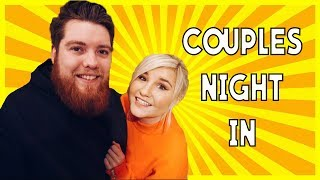 COUPLES NIGHT IN WITH LITTLE KELLY AND SHARKY! Kelly & Carly Vlogs
