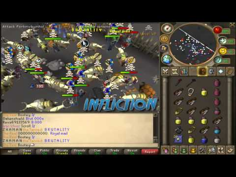 Infliction P2P Cluster #if-lobby 07/10/2012