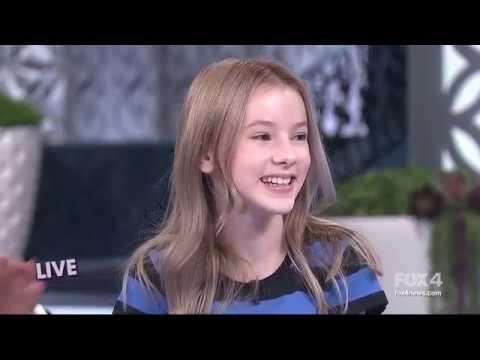Daneliya Tuleshova (Данэлия Тулешова) - American talk show