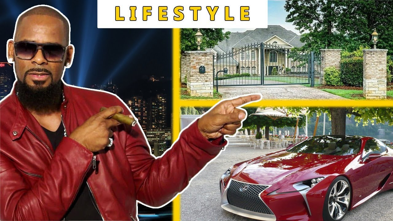 R Kelly Lifestyle, Biography, Family, House, Cars, Net ...