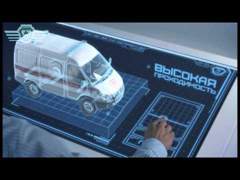 Новый Соболь 4х4 Реклама Видео ролик NEW Соболь с полным приводом