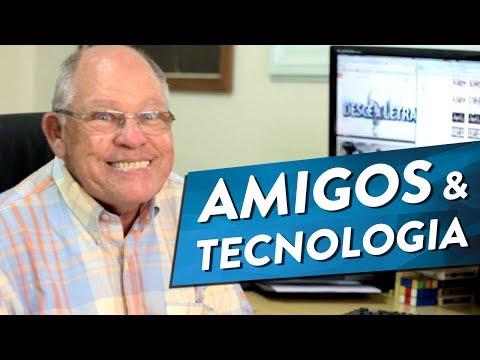 VLOG DO FERNANDO - AMIGOS E TECNOLOGIA