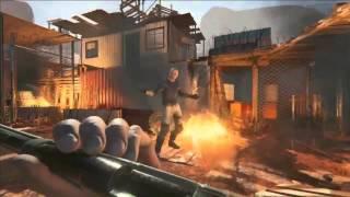 Human Element Gameplay Trailer TheGameAwards 2014