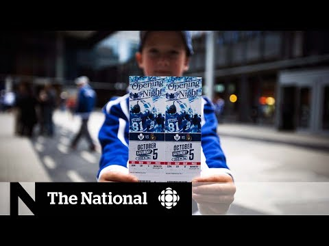 MLSE tries to capitalize on scalpers
