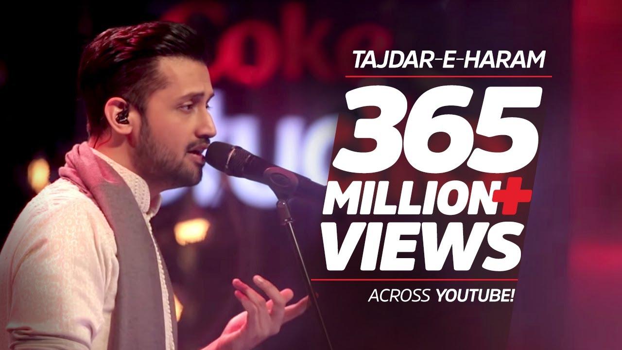 Download Coke Studio Season 8| Tajdar-e-Haram| Atif Aslam