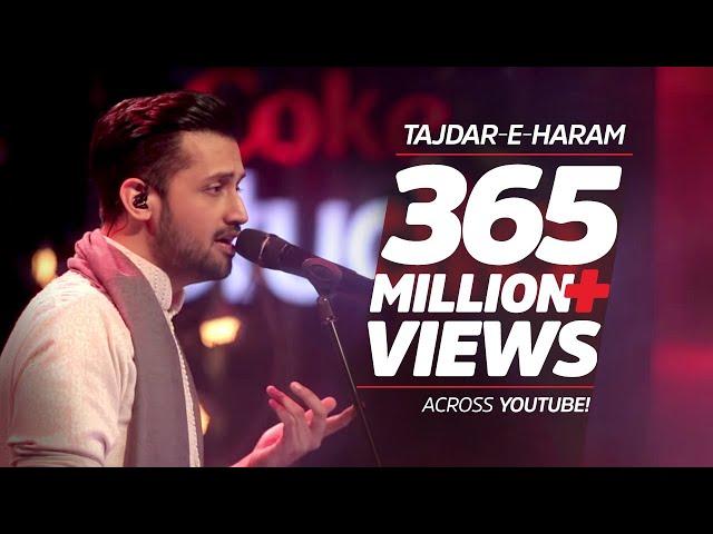 Atif Aslam, Tajdar-e-Haram, Coke Studio Season 8, Episode 1. #1