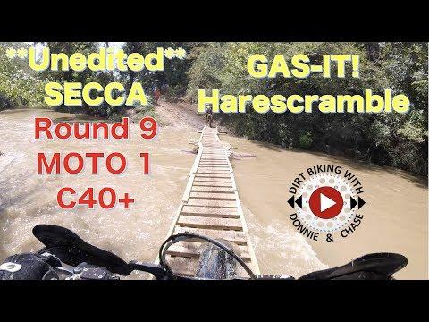 *Unedited* SECCA Round 9 - Moto 1 - GAS-IT Harescramble, Class C40 - 09-01-2018