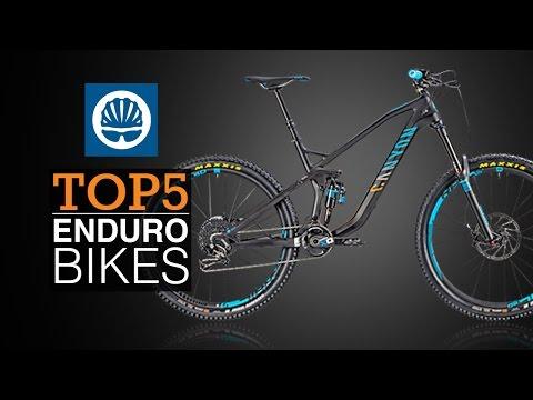 Top 5 - Enduro Bikes