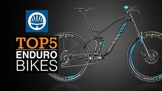 Top 5 - Enduro Bikes