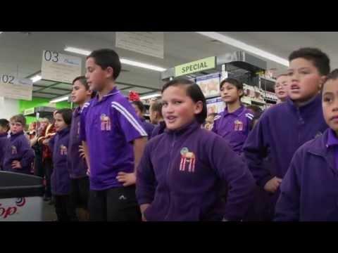 FreshChoice Rānui  Te Wiki o te Reo Māori 2015