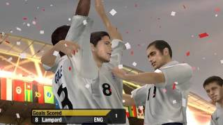 FIFA World Cup 2006 PC Gameplay - England vs Germany