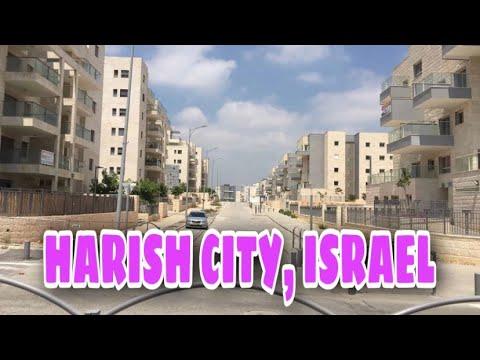 HARISH THE NEW CITY OF ISRAEL