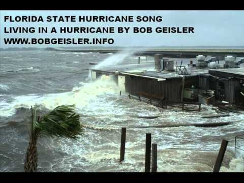Living In A Hurricane Song   Florida's State Hurricane Party Song