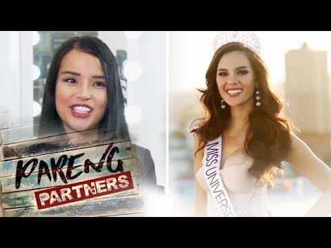 Pareng Partners: Patrixia Sherly Santos shares about her inspiration, Catriona Gray