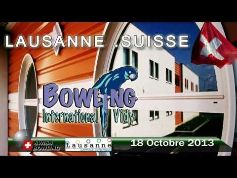 2013 QubicaAMF Bowling Promotion Cup — Trailer