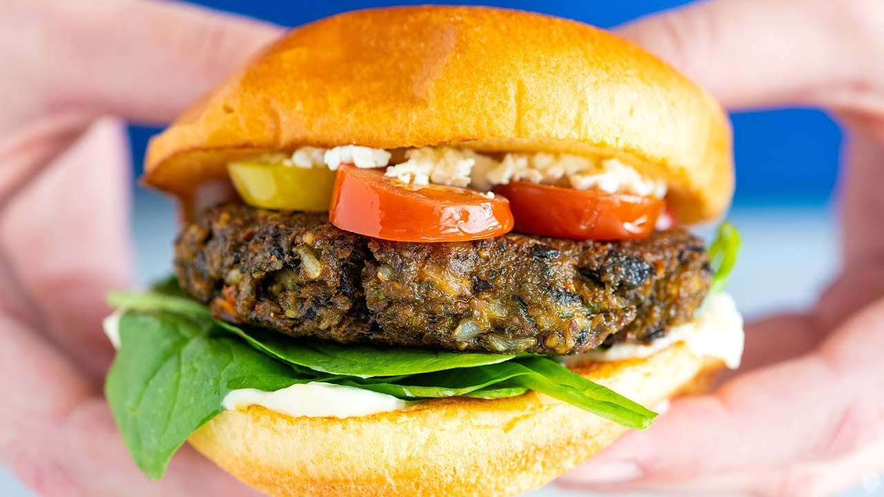 The Best Veggie Burger Better Than Store Bought