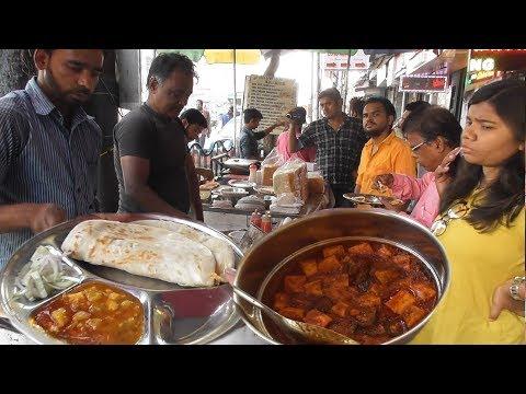 Lachha Paratha @ 10 Rs - Litti Chokha @ 11 Rs - Kolkata The Heaven Of Street Food