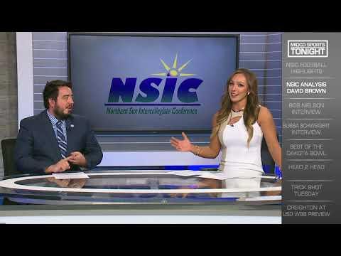 Midco Sports Tonight - NSIC Football Analysis