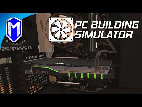 Troubleshooting Computer Hardware Problems - Let's Play PC Building Simulator Gameplay Ep 3