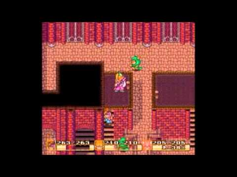Secret of Mana - SNES Complete Video Walkthrough