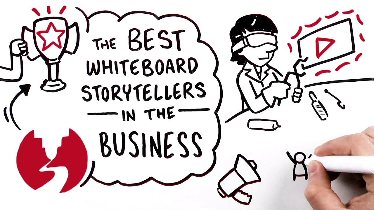 TruScribe Custom Whiteboard Video, Infographics, and Graphic Recording