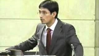 Senador Camilo Romero Debate nivelación salarial miembros de la Fuerza Pública Parte 2